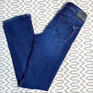 Silver Jeans Avery Slim Boot mid rise Jeans 29/L33